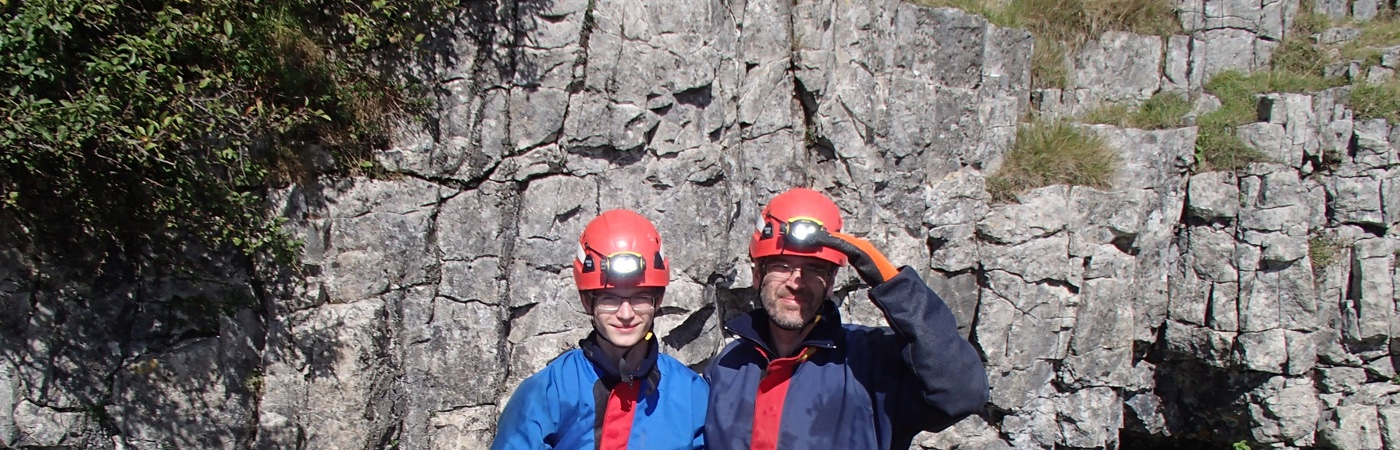 Yorkshire Dales Caving