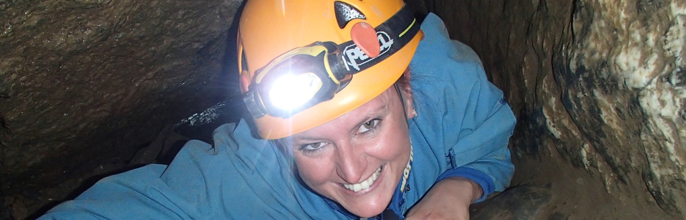 Stage and hen party caving trips