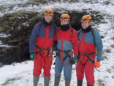 Intermediate Caving Trips