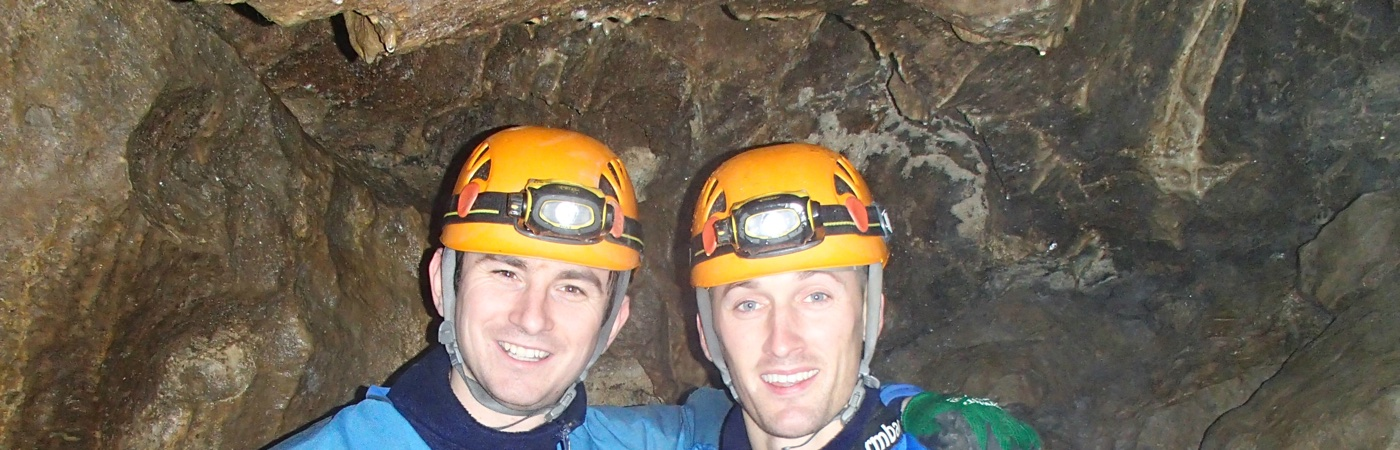 Caving in the Mendips