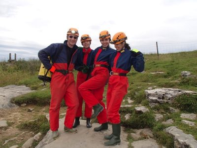 Caving in North Pennines