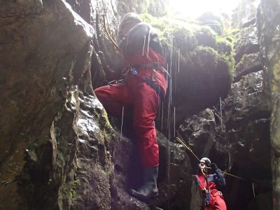 Advanced Caving Trips